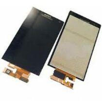 Alkatrész - Eredeti LCD kijelző Sony Xperia Z okostelefonhoz - Fekete