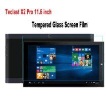 Praktikus 9H 0.3mm Kijelzővédő film 11.6 Teclast X2 Pro Tablethez