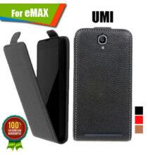 Lenyiló Flip bőrtok UMI eMAX okostelefonokhoz