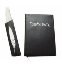 Death Note Cosplay Anime Manga Madár toll és tok