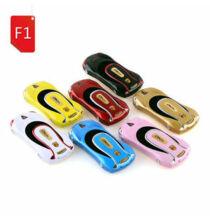 """OKTel F1 Ferrari 1.8"""" Kártyafüggetlen Mobiltelefon"""