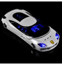 """EU ECO Raktár - V8+ 2.0"""" Kártyafüggetlen Flip Mobiltelefon - Ferrari"""