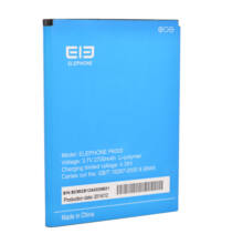 Elephone P6000 2700mAh akkumulátor
