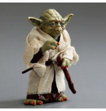 Star Wars 13cm Yoda mester figura - Zöld