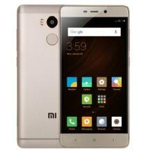 EU ECO Raktár - Xiaomi Redmi 4 4G okostelefon - Nemzetközi 3GB+32GB Arany