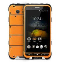 EU Raktár - Ulefone ARMOR 4G okostelefon - Narancs
