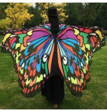 Pillangószárny köpeny - Színes
