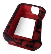 Smoktech SMOK G - Priv 220W Mod szilikon védőtok - Koponya mintás