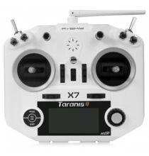 EU Raktár - FrSky TARANIS Q X7 2.4GHz 7CH vezérlő (EU4) - Fehér