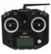 EU Raktár - FrSky TARANIS Q X7 2.4GHz 7CH vezérlő (EU4) - Fekete
