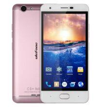 EU ECO Raktár - Ulefone U008 Pro 4G okostelefon - Pink és arany