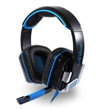 KOTION EACH G8000 3.5mm / USB gamer fejhallgató - Fekete