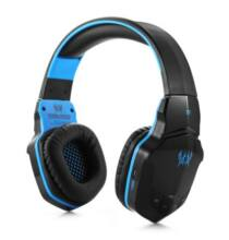 KOTION EACH B3505 Bluetooth 4.0 gamer fejhallgató - Kék és fekete