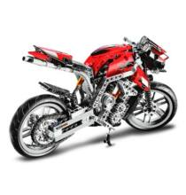 BEILEXING ABS DIY motorbicikli - Piros