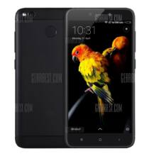 Xiaomi Redmi 4X 4G okostelefon (HK4) - Nemzetközi kiadás - 2GB RAM + 16GB ROM - Fekete
