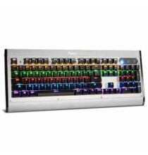 EU ECO Raktár - Madgiga K380 Mechanikus Gamer Billentyűzet RGB LED Világítással