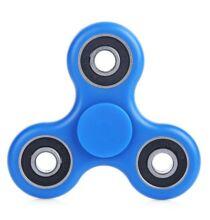 Stresszcsökkentő csapágyas Fidget Spinner - Kék