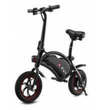EU ECO Raktár - F - wheel DYU elektromos bicikli - Fekete