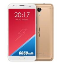 EU ECO Raktár - Ulefone Power 2 4G okostelefon - Arany