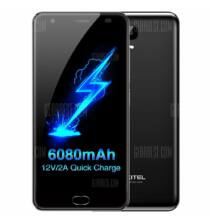 OUKITEL K6000 Plus 4G okostelefon (HK2) - Fekete