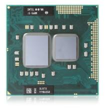 Intel i5-560M 3.20GHz Turbo SLBTS CPU Processzor laptopokhoz
