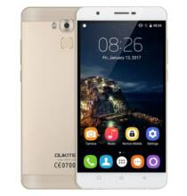 EU ECO Raktár - OUKITEL U16 Max 4G okostelefon - Arany