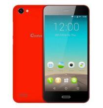 EU Raktár - Gretel A7 3G okostelefon (EU) - Piros