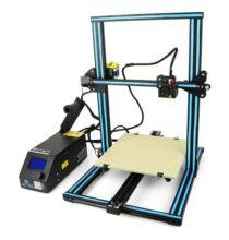 EU ECO Raktár - Creality3DCR - 10 3D asztali nyomtató (EU5)  - EU csatlakozó, Kék