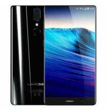 UMIDIGI Crystal 4G okostelefon (HK) - Fekete
