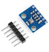 LDTR WG0102 BMP280 Digitális nyomásmérő szenzor modul Arduino - Kék