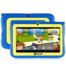 EU ECO Raktár - BDF E88 Játék tablet  Android 4.4 7inch - Kék