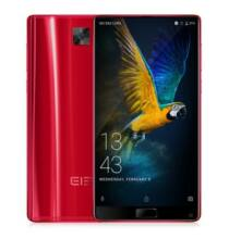 Elephone S8 4G okostelefon (HK) - Piros