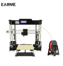 EU ECO Raktár - EARME A8 3D Nyomtató - Fekete