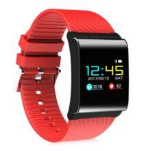 X9 PRO Bluetooth 4.0 okosóra - Piros