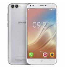 EU Raktár - DOOGEE X30 3G okostelefon (UK) - Ezüst