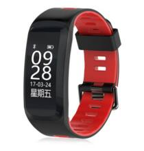 NO.1 F4 Bluetooth 4.0 okosóra - Piros