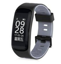NO.1 F4 Bluetooth 4.0 okosóra - Szürke