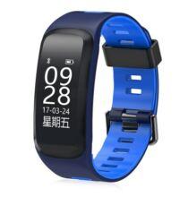 NO.1 F4 Bluetooth 4.0 okosóra - Kék