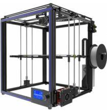 EU ECO Raktár - Tronxy X5S 3D nyomtató (CN) - EU csatlakozó - Fekete