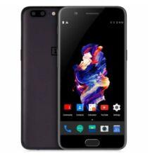 EU Raktár - OnePlus 5 4G okostelefon (EU6) - Szürke