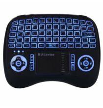 Alfawise KP - 810 - 21T - RGB Mini vezetéknélküli billentyűzet