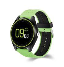 V9 2G okosóra telefon - Zöld