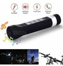 Youoklight Bluetooth hangszórós zseblámpa (CN) - Fekete