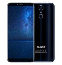 EU Raktár - Cubot X18 4G okostelefon (EU5) - Kék