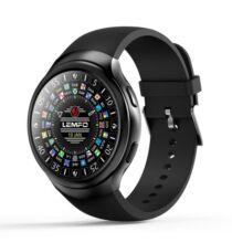 LEMFO LES2 3G okosóra telefon - Fekete