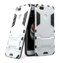 Luanke Xiaomi Mi A1 ütődésálló hátlapvédő tok - Ezüst