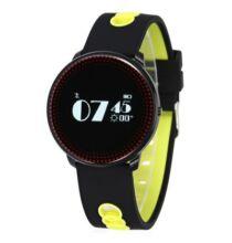 Cf007 Bluetooth 4.0 okosóra - Sárga