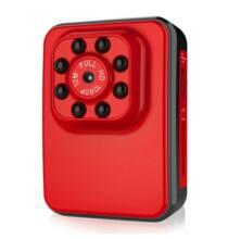 Quelima R3 1080p felbontás autó DVR - Piros