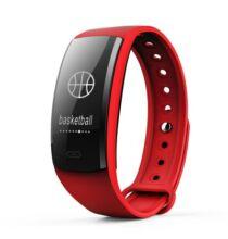QS90 Bluetooth 4.0 okoskarkötő-Piros