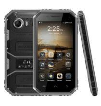 EU ECO Raktár - EL W6  4G okostelefon (HK4) - Fekete